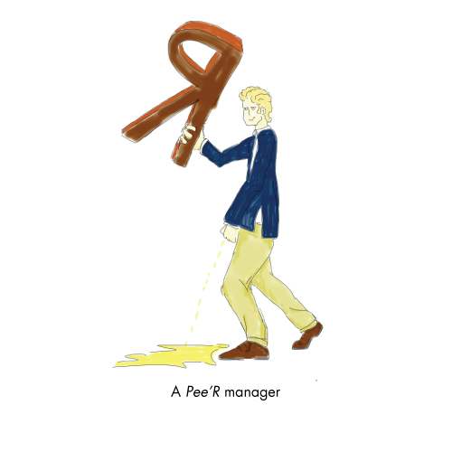 Pee'R manager