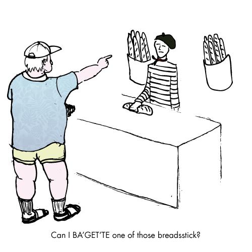 baguette joke
